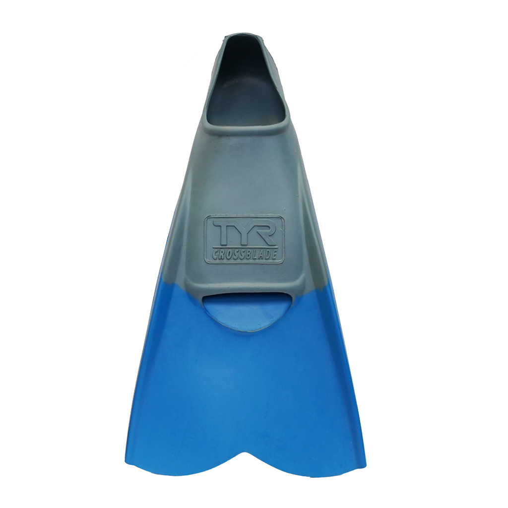 TYR CROSSBLADE FINS ROYAL (11-13)
