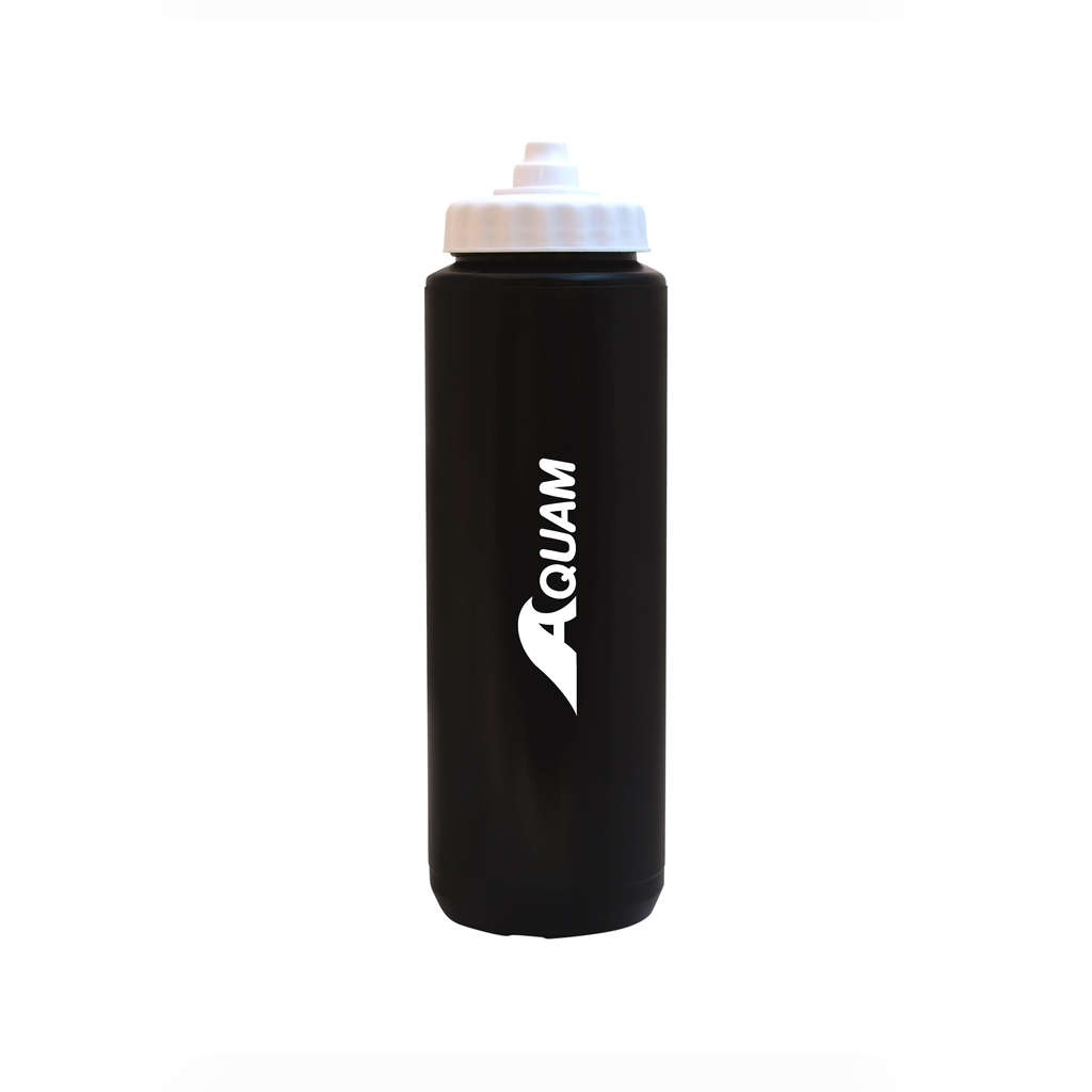 AQUAM WATER BOTTLE BLACK