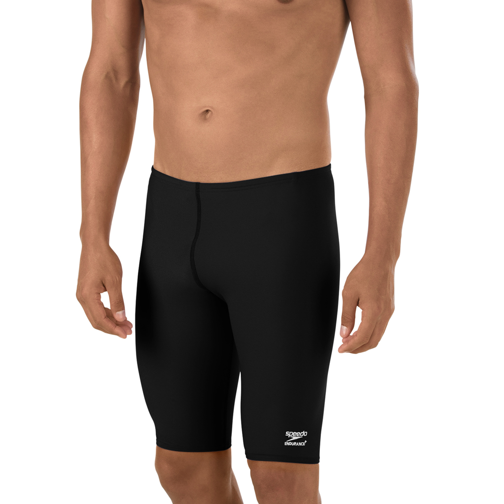 SPEEDO SOLID JAMMER BLACK (38)
