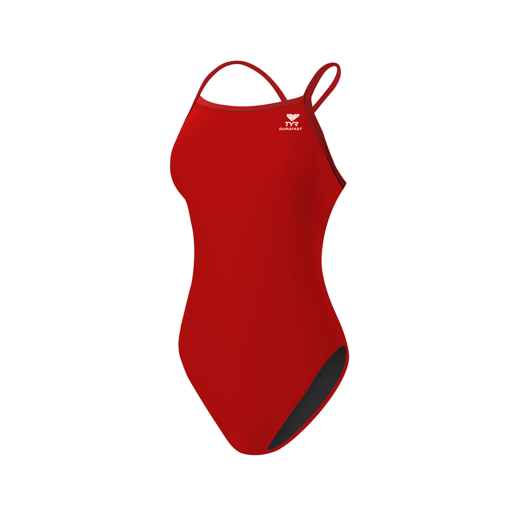 TYR DURAFAST SOLID MICROFIT SWIMSUIT (40)
