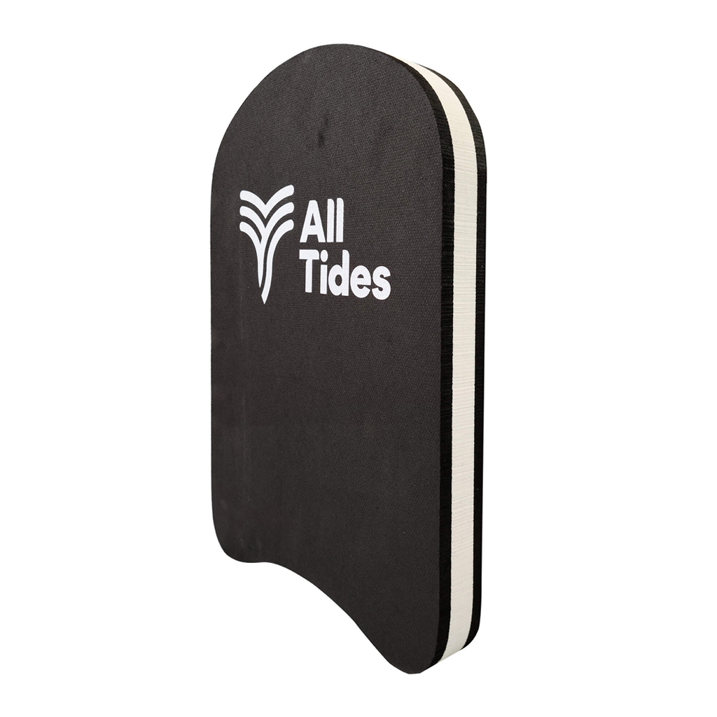 ALL TIDES MINI KICKBOARD BLACK-WHITE