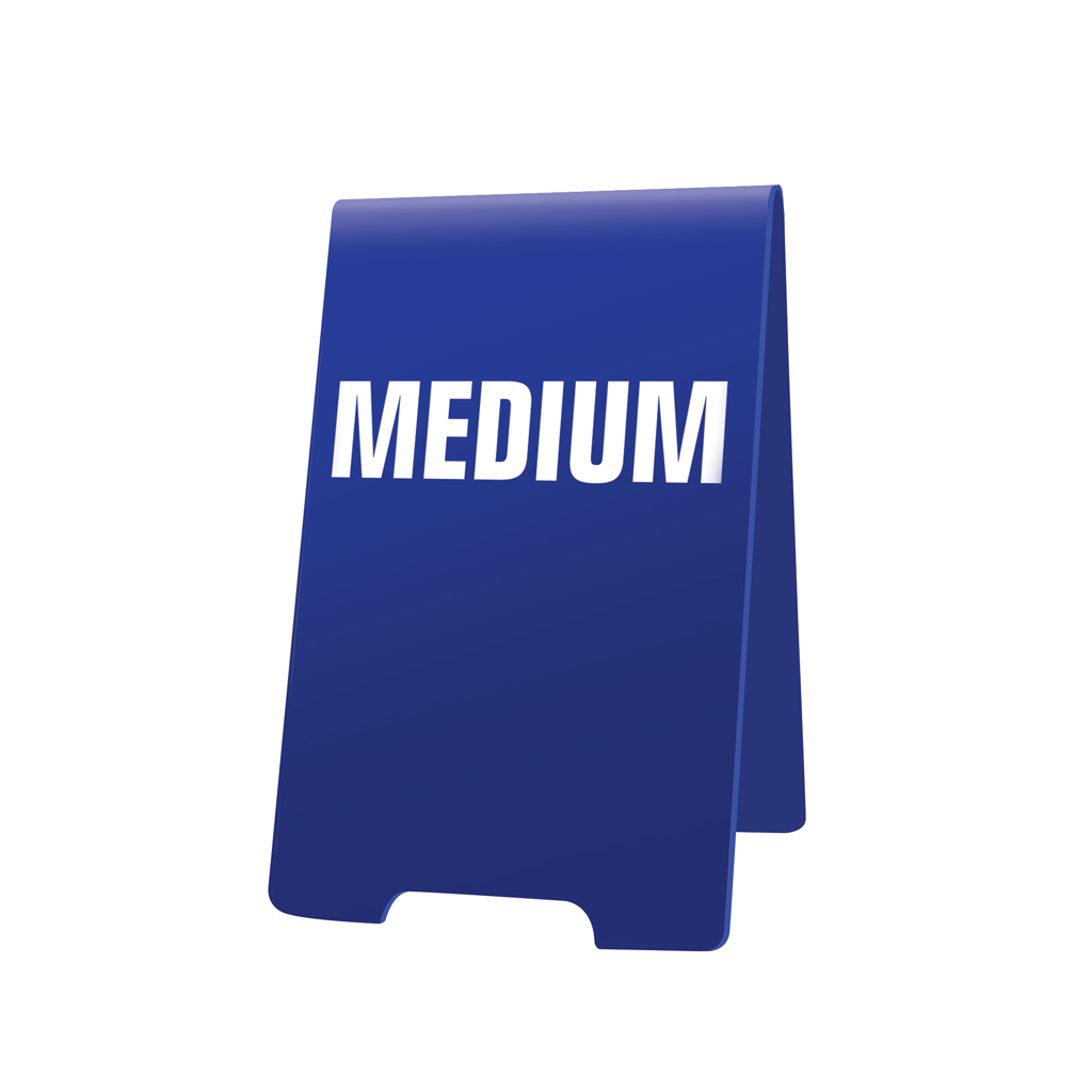 "LANE INDICATOR ""MEDIUM"""