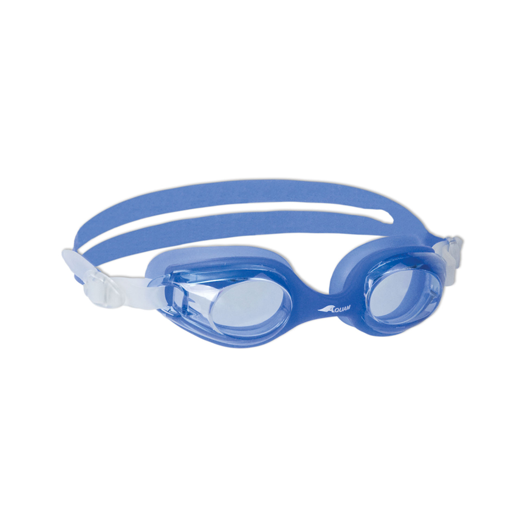 AQUAM TWIST GOGGLE BLUE-CLEAR