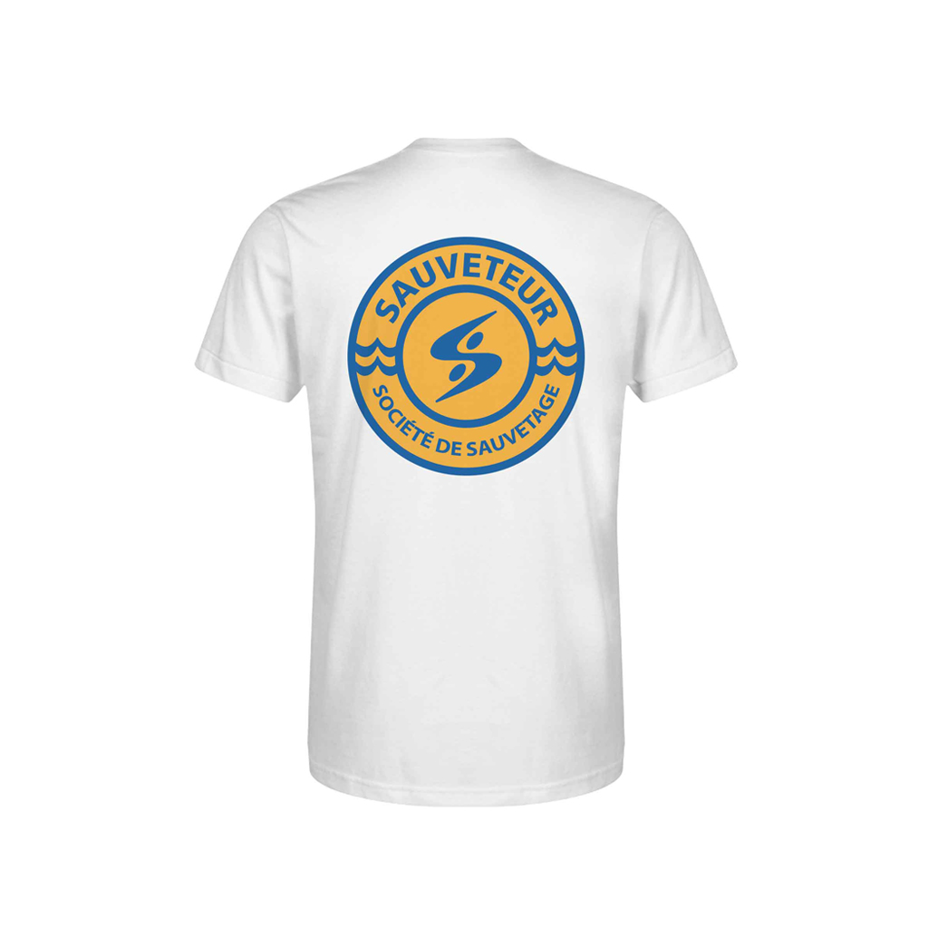 LIFESAVING SOCIETY T-SHIRT.FR (M)