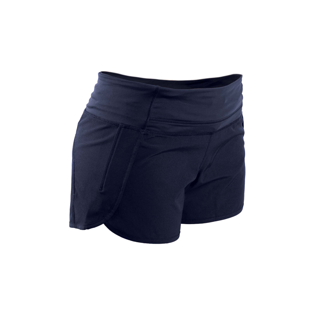 WOMEN'S NAVY SHORT (XS)