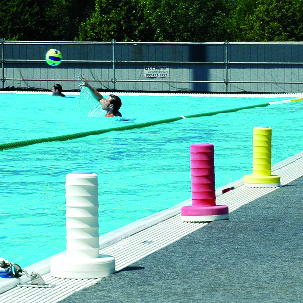 WATER POLO FIELD MARKER KIT (14)