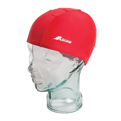 AQUAM LYCRA CAP RED