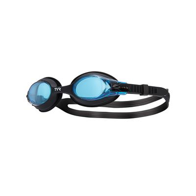 TYR SWIMPLES GOGGLE BLACK-BLUE