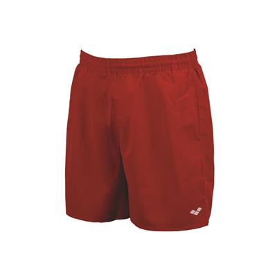 ARENA FUNDAMENTALS BOXER SHORT RED (S)
