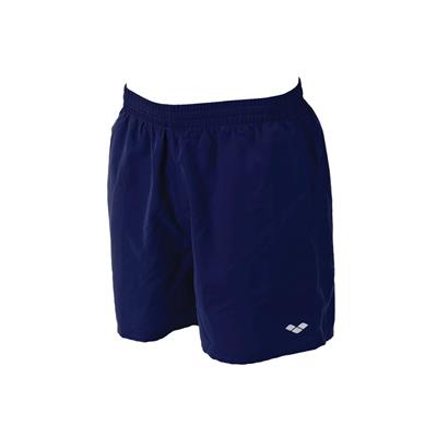 ARENA FUNDAMENTALS BOXER SHORT NAVY (S)